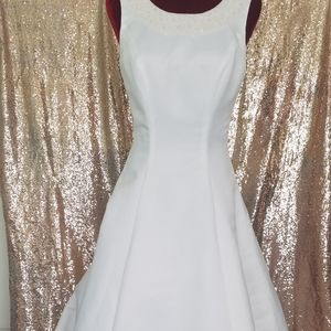 NEVER WORN Alfred Angelo white wedding dress